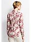 La Blouse Pintuck en Lin à motifs Femme, Taille Standard