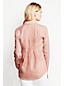 La Chemise Pintuck en Lin à Manches longues Femme, Taille Standard
