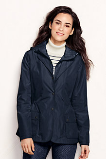 Women's Convertible Hooded Jacket