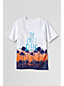Little Boys' Glow-in-the dark Graphic Tee