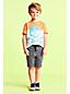 Grafik-Shirt mit Totenkopf für kleine Jungen