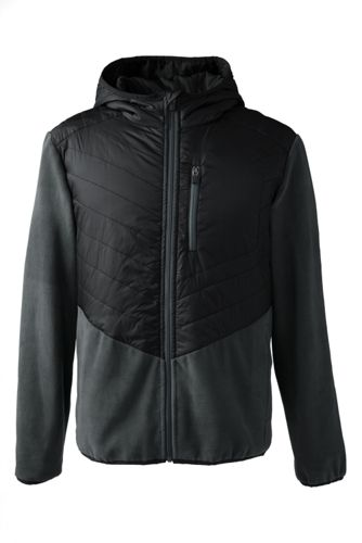 Men's Regular Hybrid PrimaLoft® Jacket
