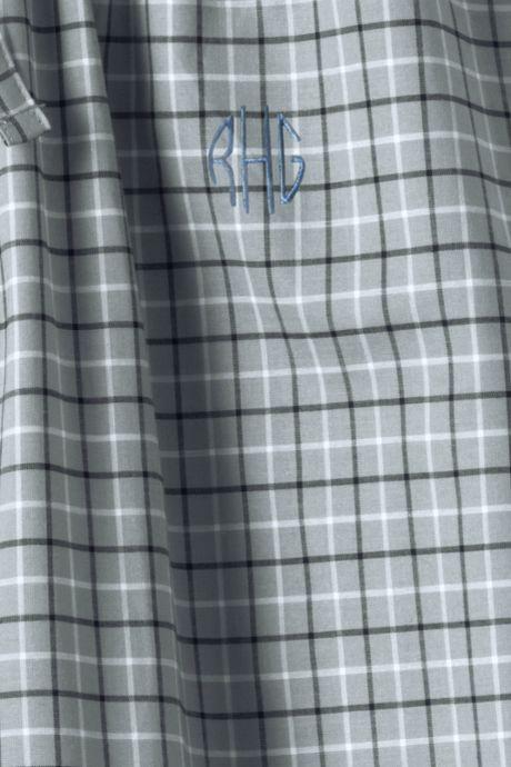 Men's Tall Broadcloth Pajama Pants