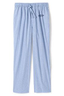 Men's Broadcloth Pyjama Bottoms