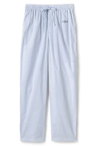 Men S Classic Fit Broadcloth Pajama Pants From Lands End