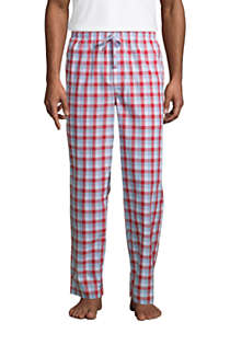 Adult Broadcloth Pajama Pants, Front