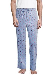 Pyjamahose aus Baumwolltuch für Herren, Classic Fit