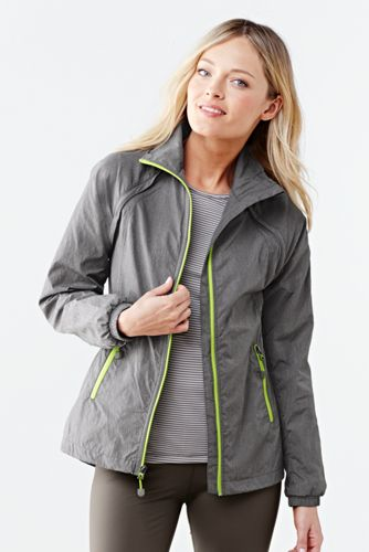 Women's Performance Convertible Woven Jacket