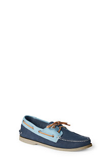 Women's Handsewn Boat Shoe