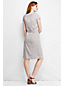 Women's Regular Linen Shift Dress