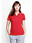 Women's Regular Slim Fit Tri-Colour Pima Polo