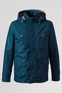 Men's Pattern Storm Raker Jacket