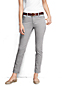 Women's Regular Mid Rise Five pocket Slim Leg Jeans
