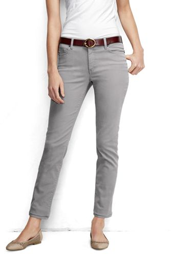 Farbige Slim Fit Jeans