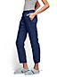 Women's Regular Woven Soft Cropped Trousers