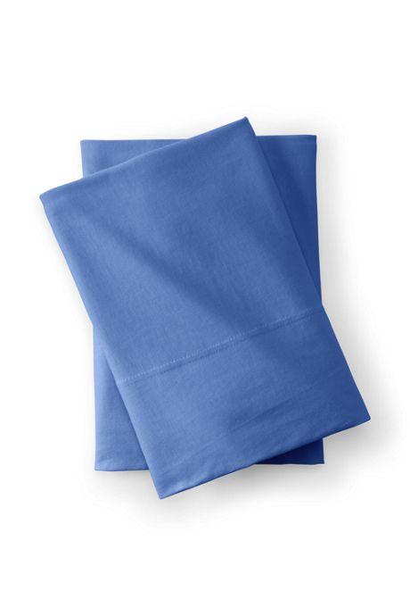 Cotton Jersey Knit Pillowcases