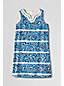Little Girls' Embellished Woven Shift Dress