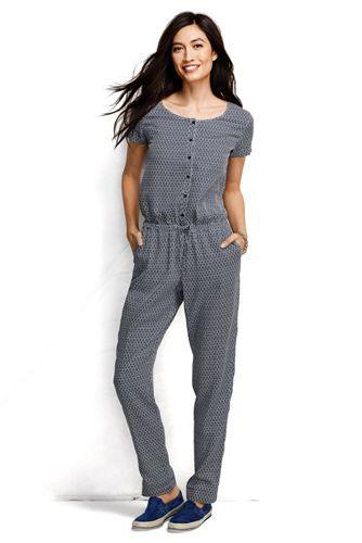 La Combinaison Starfish à motifs Femme, Taille Standard