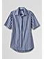 Women's Regular Short Sleeve No Iron Camp Shirt