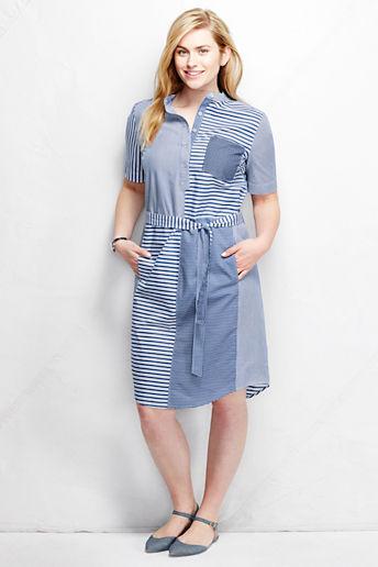 100 Cotton Plus Size Dresses