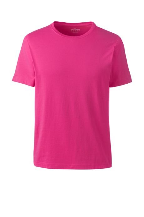 Unisex Short Sleeve Basic Jersey T-shirt
