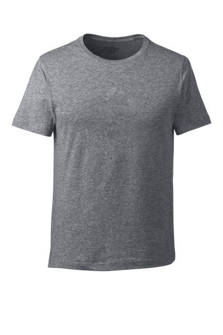 Unisex Short Sleeve Basic Jersey T-shirt