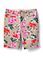 "Women's Printed 10"" Bermuda Chino Shorts"