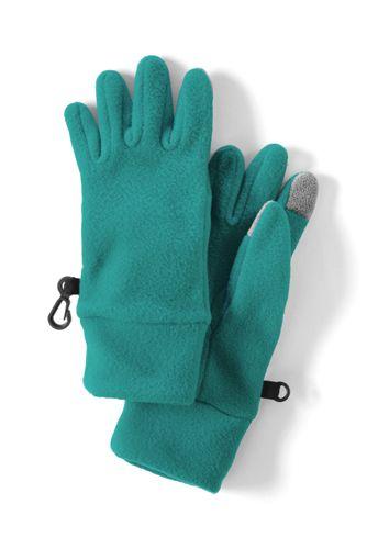 Girls' ThermaCheck-100 Fleece Gloves