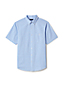 Men's Regular Short Sleeve Seersucker Shirt