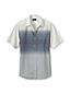 Men's Regular Slim Fit Short Sleeve Festival Shirt
