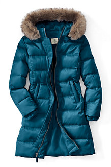Girls' Fashion Down Coat