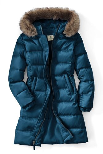 Little Girls' Fashion Down Coat