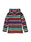 Girls' Print Full Zip ThermaCheck®-200 Fleece Hoodie