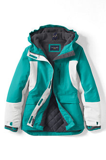 Girls' Waterproof Squall Parka