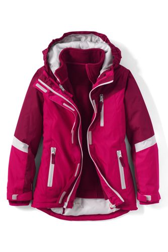 Little Girls' Stormer™ 3 In 1 System Parka