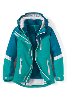 Girls' Stormer™ 3 In 1 System Parka