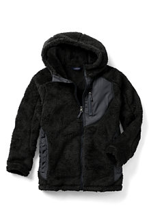 Boys' High Pile Fleece Jacket