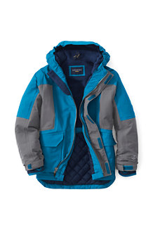 Boys' Waterproof Squall Parka