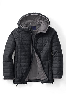 Boys' Packable Insulated Jacket