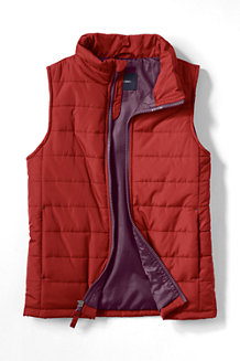 Boys' Lightweight Quilted Gilet
