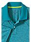 Men's Short Sleeve Mock Twist Polo