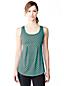 Women's Regular Print Sleeveless Workout Top