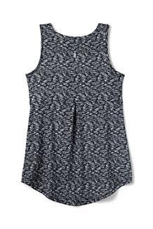 Women's Print Sleeveless Workout Top