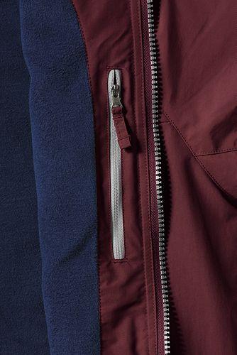 Classic Squall Jacket 457824: Merlot