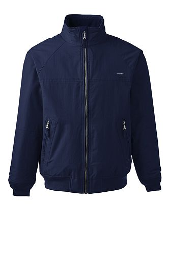 Classic Squall Jacket 457824: Regiment Navy