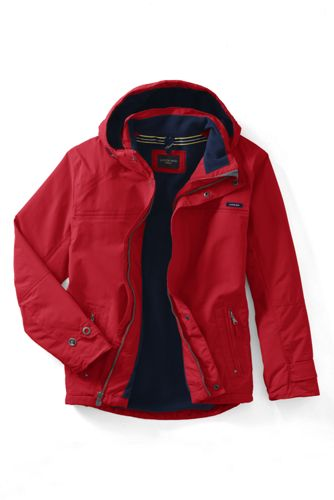 Men's Regular Hooded Squall® Jacket