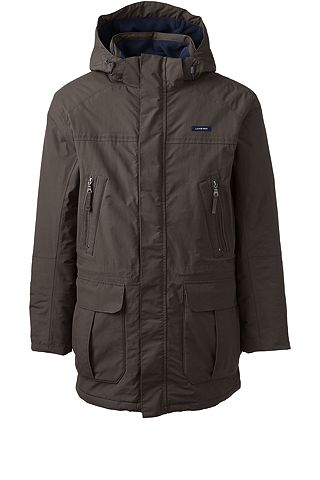 Squall Parka 457823: Driftwood