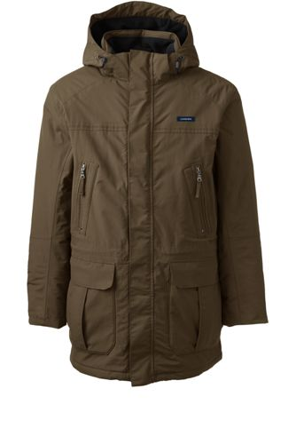Men's Squall Parka from Lands' End
