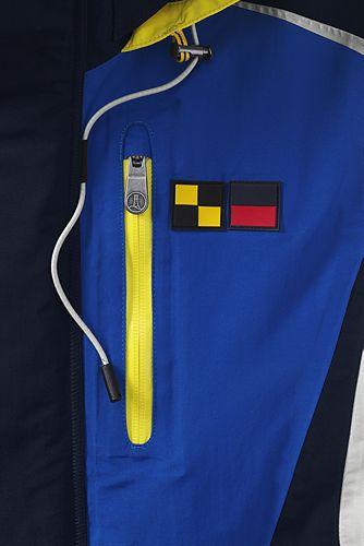 Squall Sailing Jacket 457826: Classic Navy