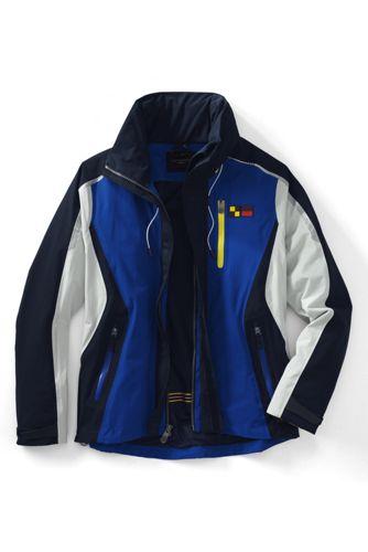 メンズ・スクオール・セーリング・ジャケット